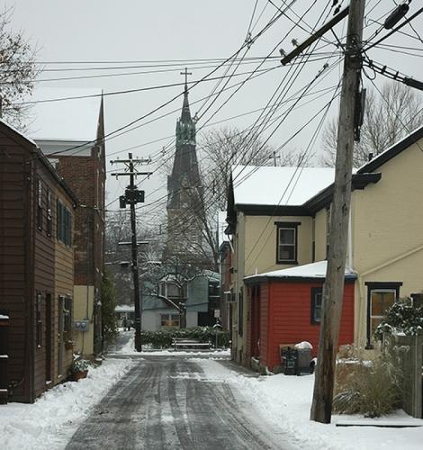 Lambertville Church