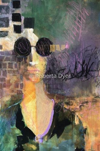 Rethinking by Roberta Dyer