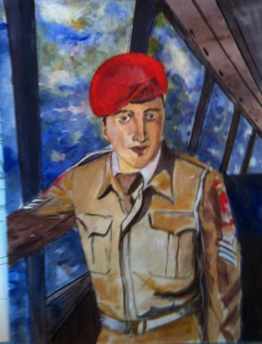 WWII Hero (large view)