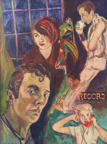 Record by Elizabeth Anne Babb