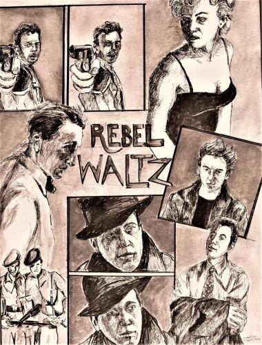 Rebel Waltz Sepia (large view)