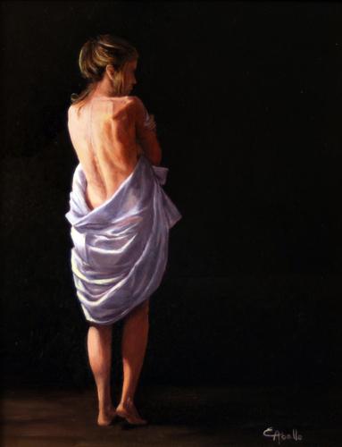 En El Umbral by Abello Fine Art