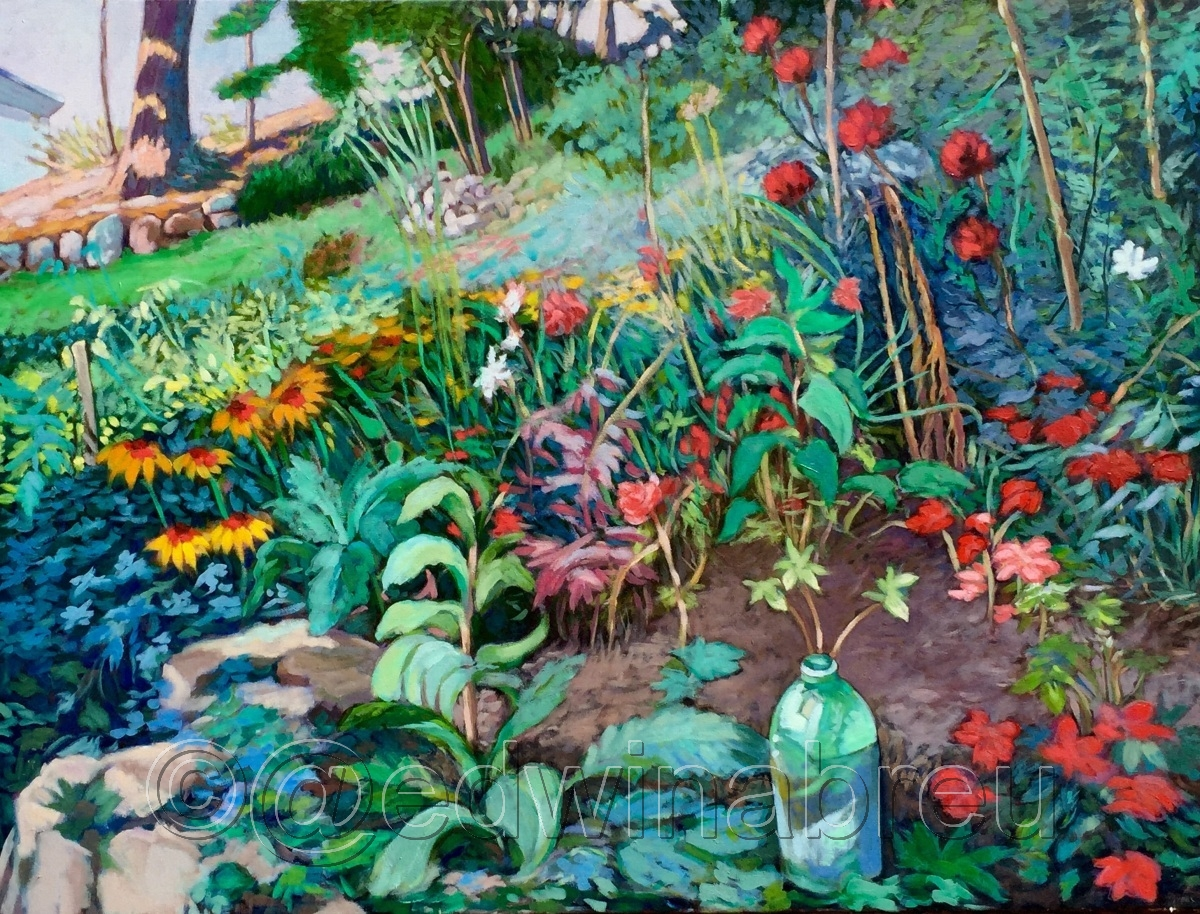 Elaines Garden (large view)