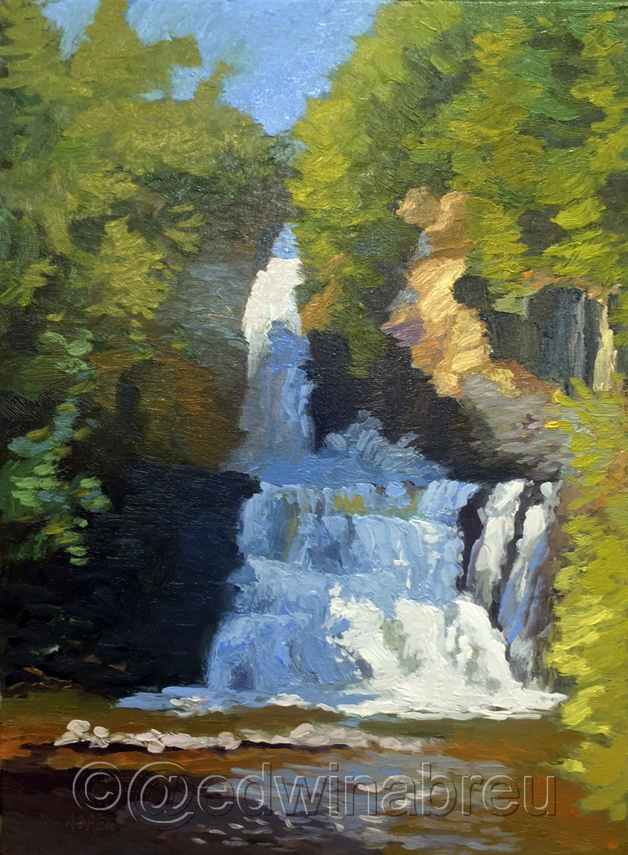 Waterfall (large view)