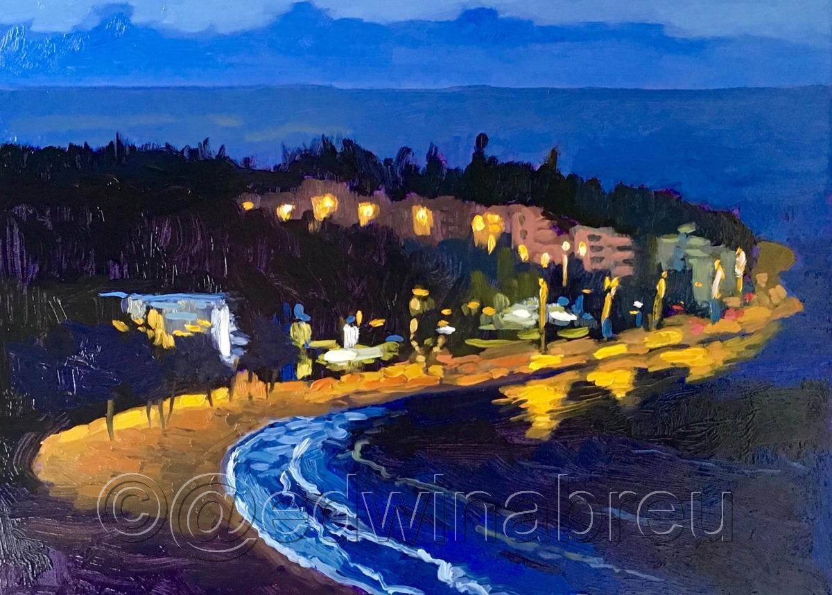Puerto Rico Night (large view)