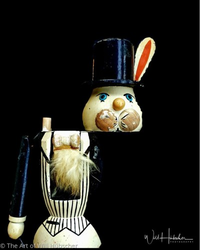Rabbit Nutcracker