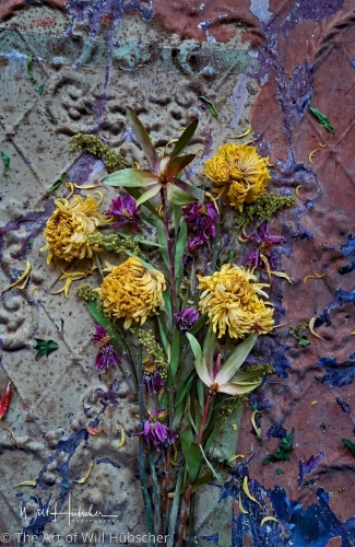 Church Bouquet by The Art of Will Hübscher