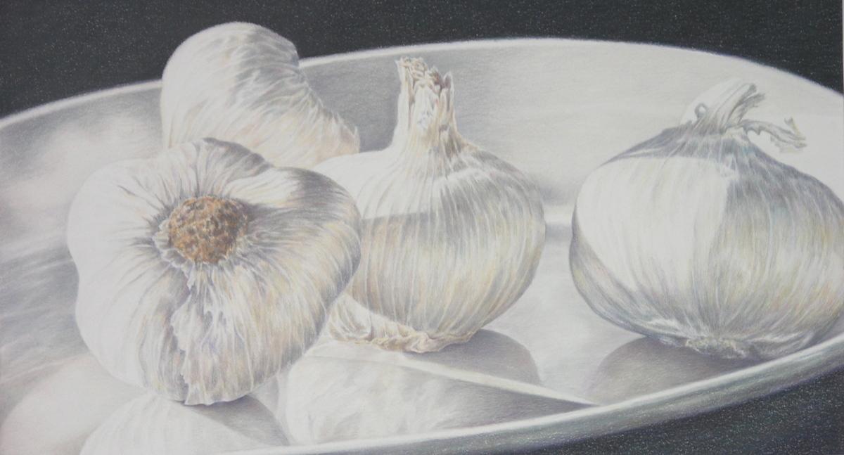 Garlic IV (large view)