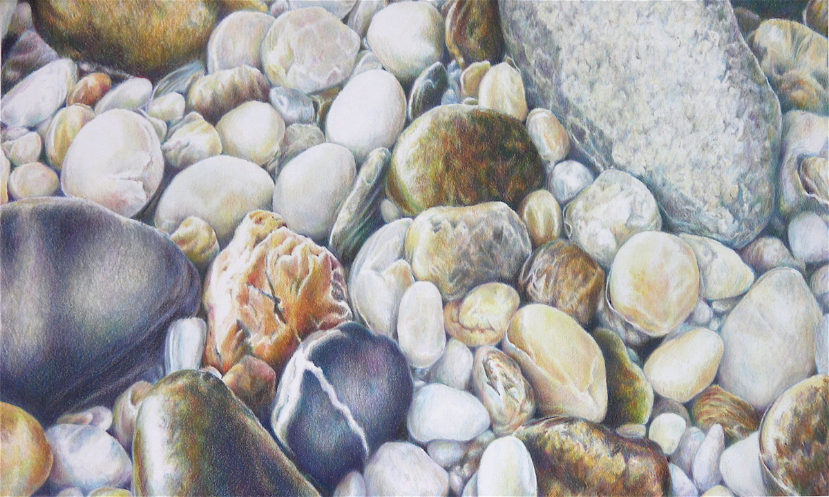 Wading River Rocks (large view)
