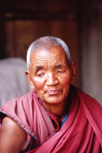 Ladakhi Monk