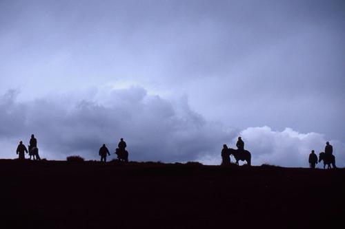 Mongolian Horseride