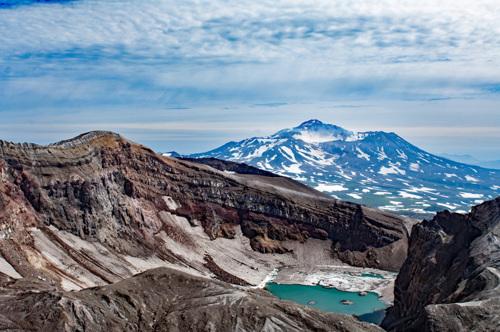 Gorely Volcano Range