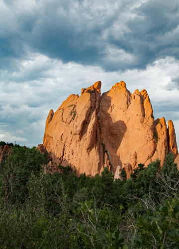 Garden of the Gods beauty