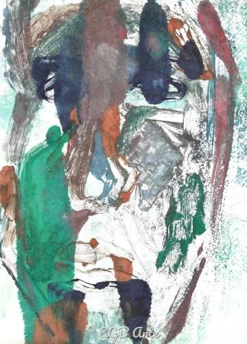 Inside Looking Out by EGB Arte