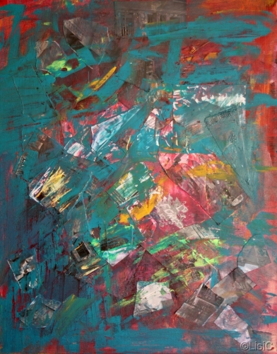 Broken Pieces by Elice Cardenas