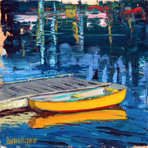 Yellow Dinghy
