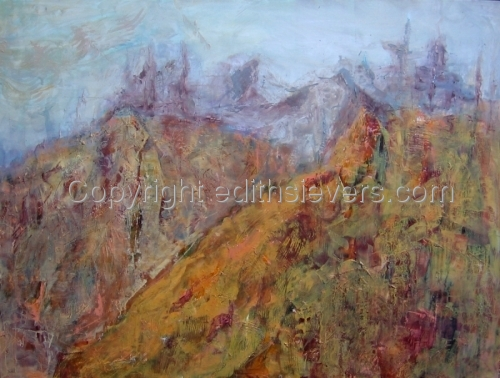 The Mountains Dance by edithsievers.com
