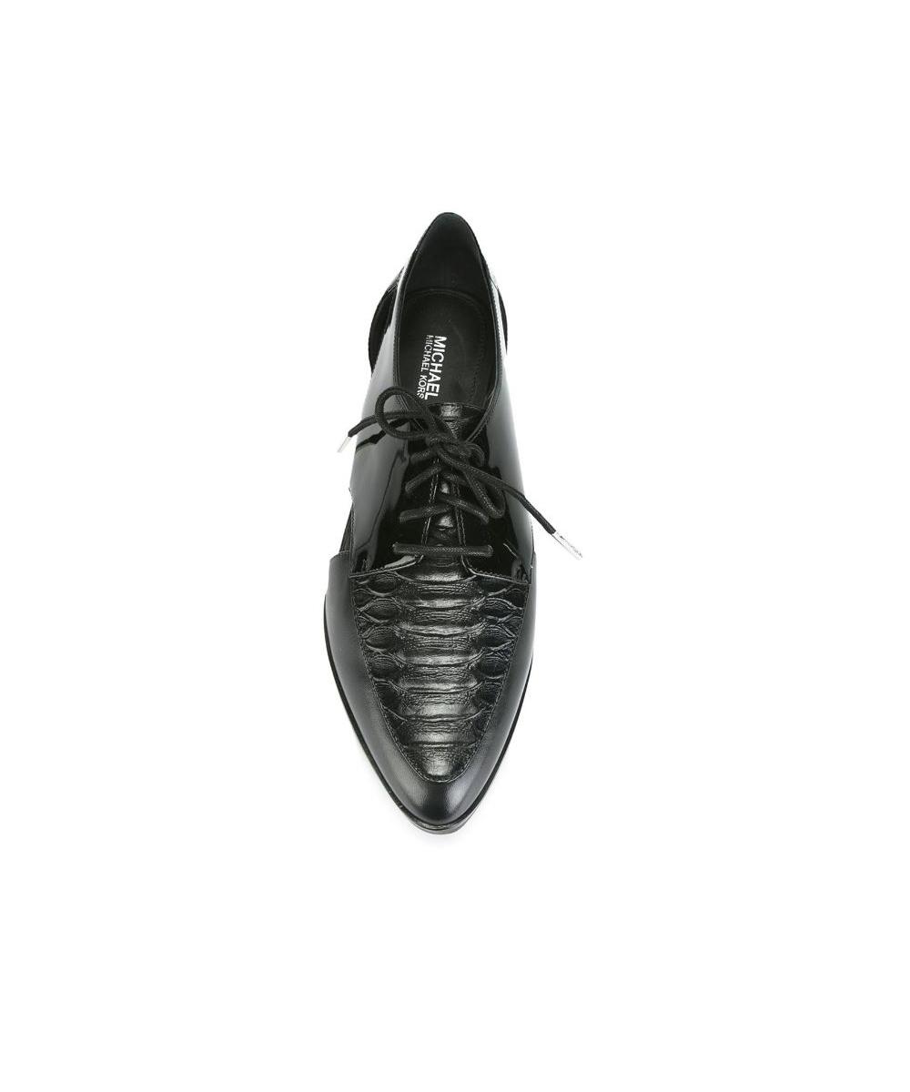 Michael Kors 'Jensen' Lace-Up Shoes Women Shoes (large view)