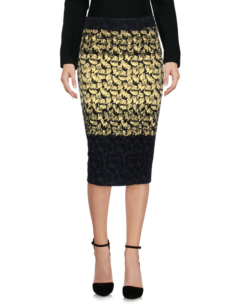 RED Valentino Three-quarter length skirt (large view)