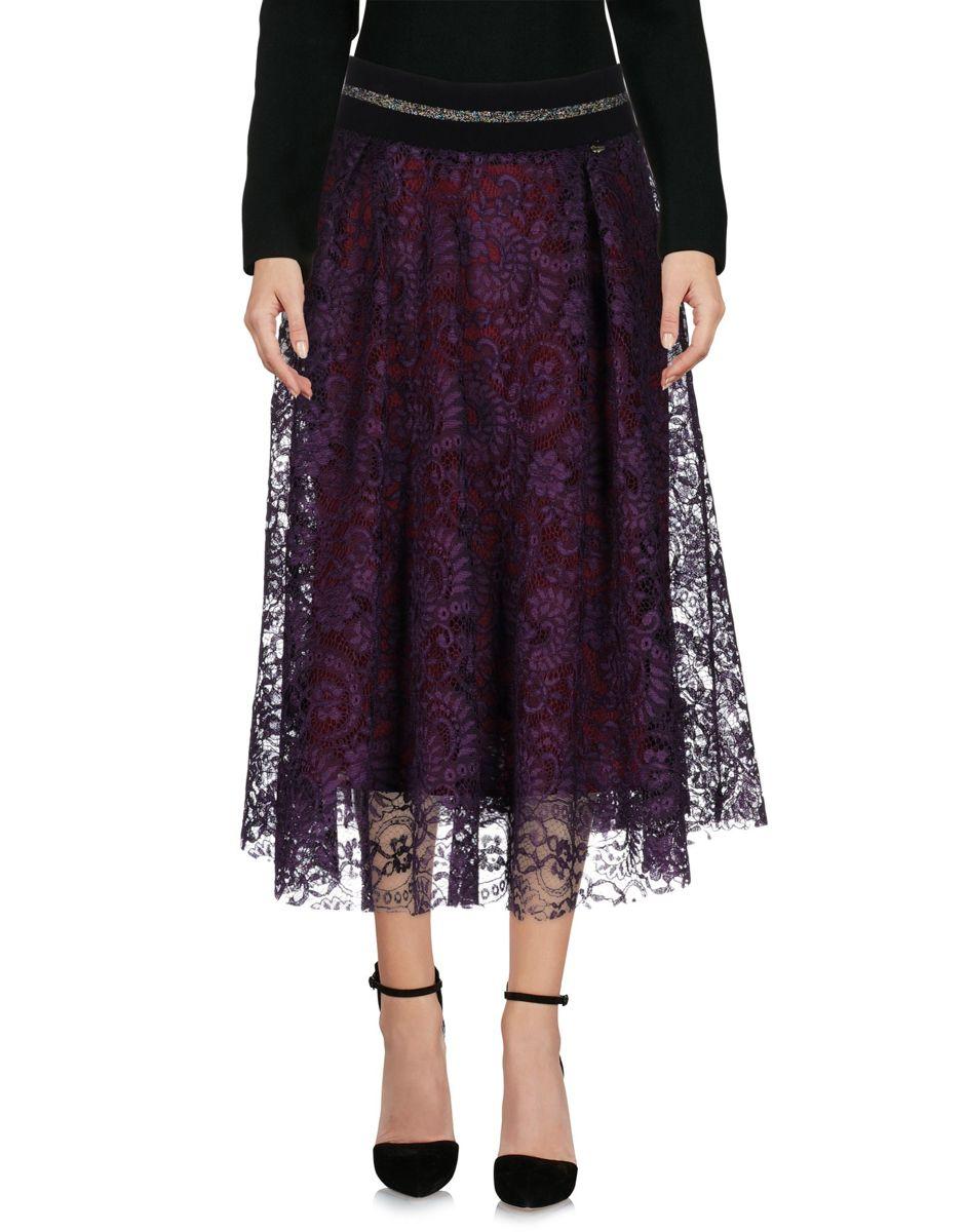 SOUVENIR Three-quarter length skirt (large view)