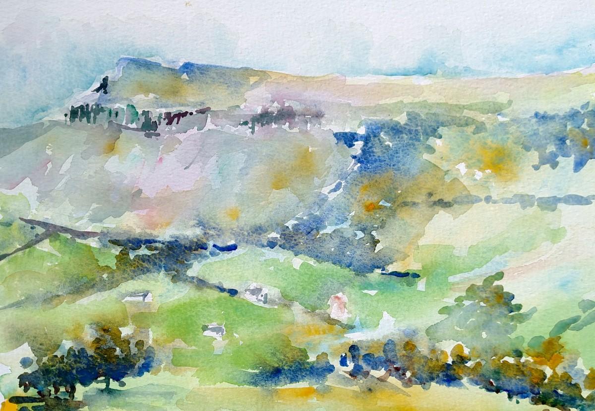 An Irish Hill (large view)
