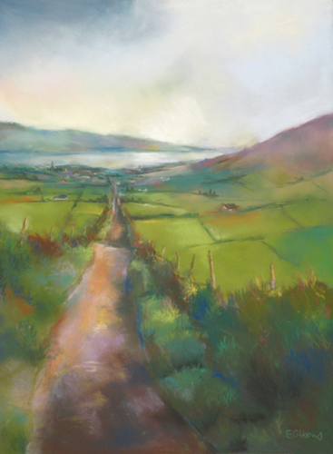 Road to Dingle by Emily Gibbons