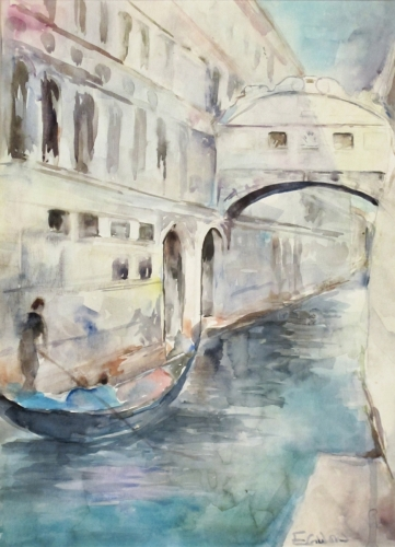 Bridge of Sighs by Emily Gibbons