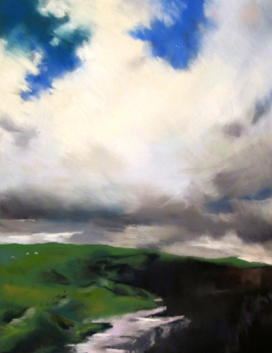 North of Moher by Emily Gibbons