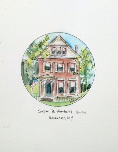 Susie B's House