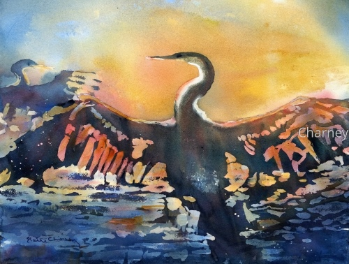 Waterfowl Rising
