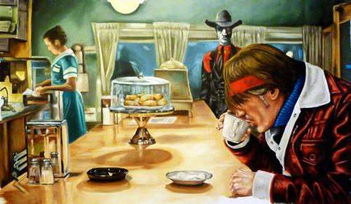 """US1 & Highwayman """"We need to talk"""" by Elmar Karla"""