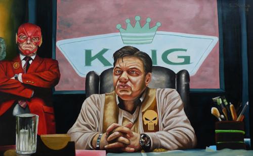 old enemies new business by Elmar Karla