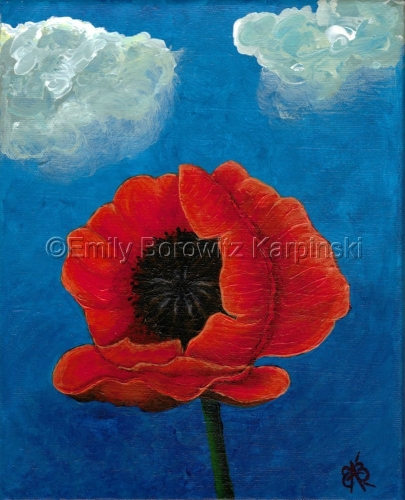 Poppy Clouds