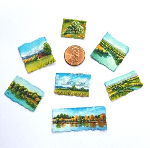 Delta Miniature Studies
