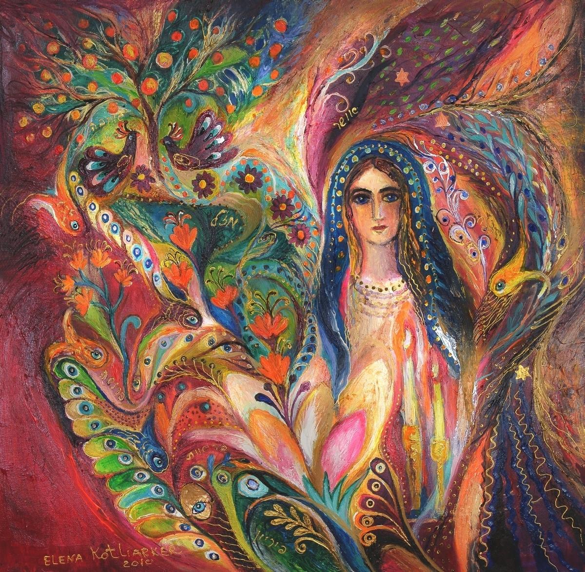Shabbat Queen (large view)