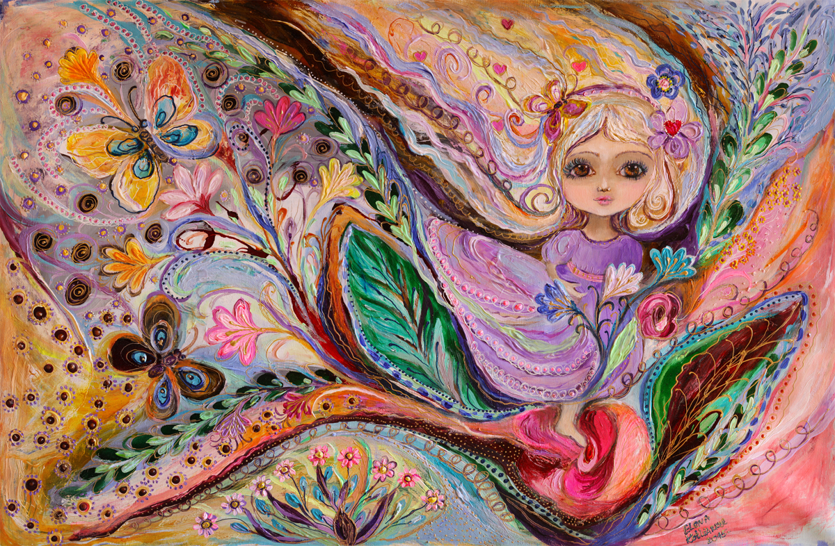 My little fairy Nicole (large view)