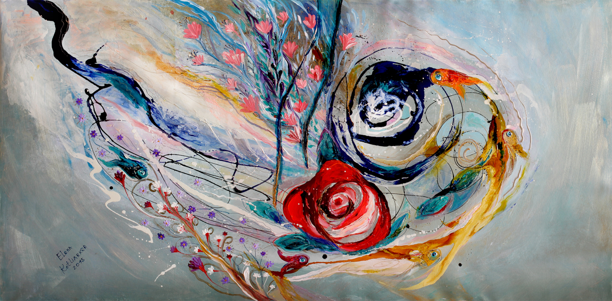The Rose of Chagall (large view)