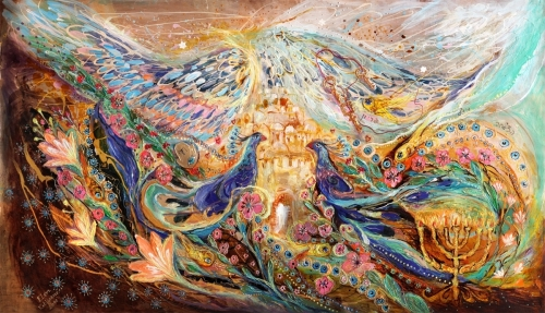The Angel Wings #4. Spirit of Jerusalem