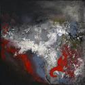 elena kozhaevnikova, russia, mixed media, abstract, art (thumbnail)