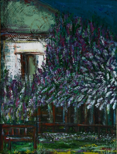 The Wrapover of Lilacs in the Even