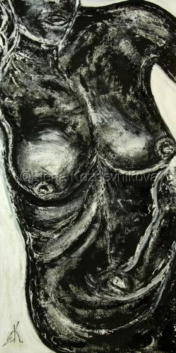 Black Woman II