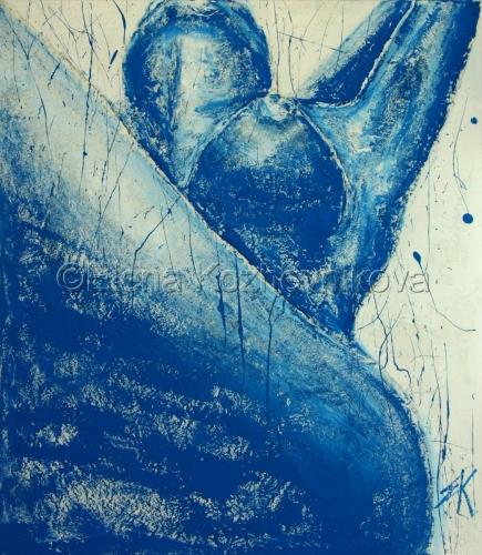 Blue Woman I