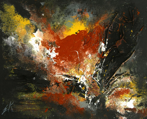 Autumn Rhapsody III