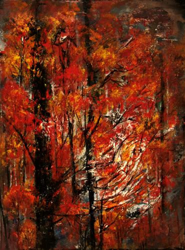 Pushkin Autumn