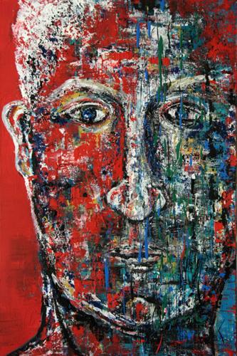 Portrait Of The Husband III