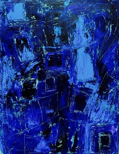 Deep Down Blue