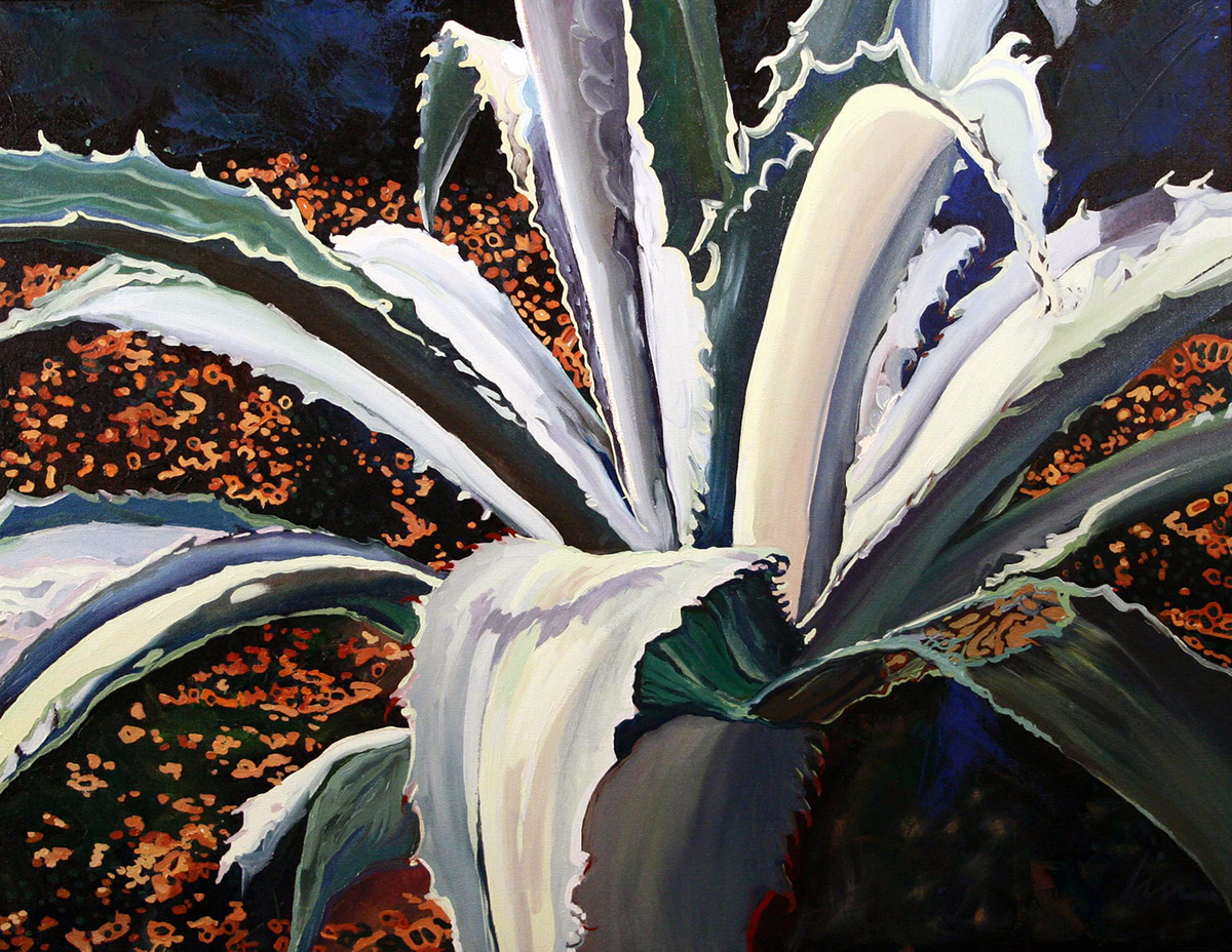 Agave III (large view)