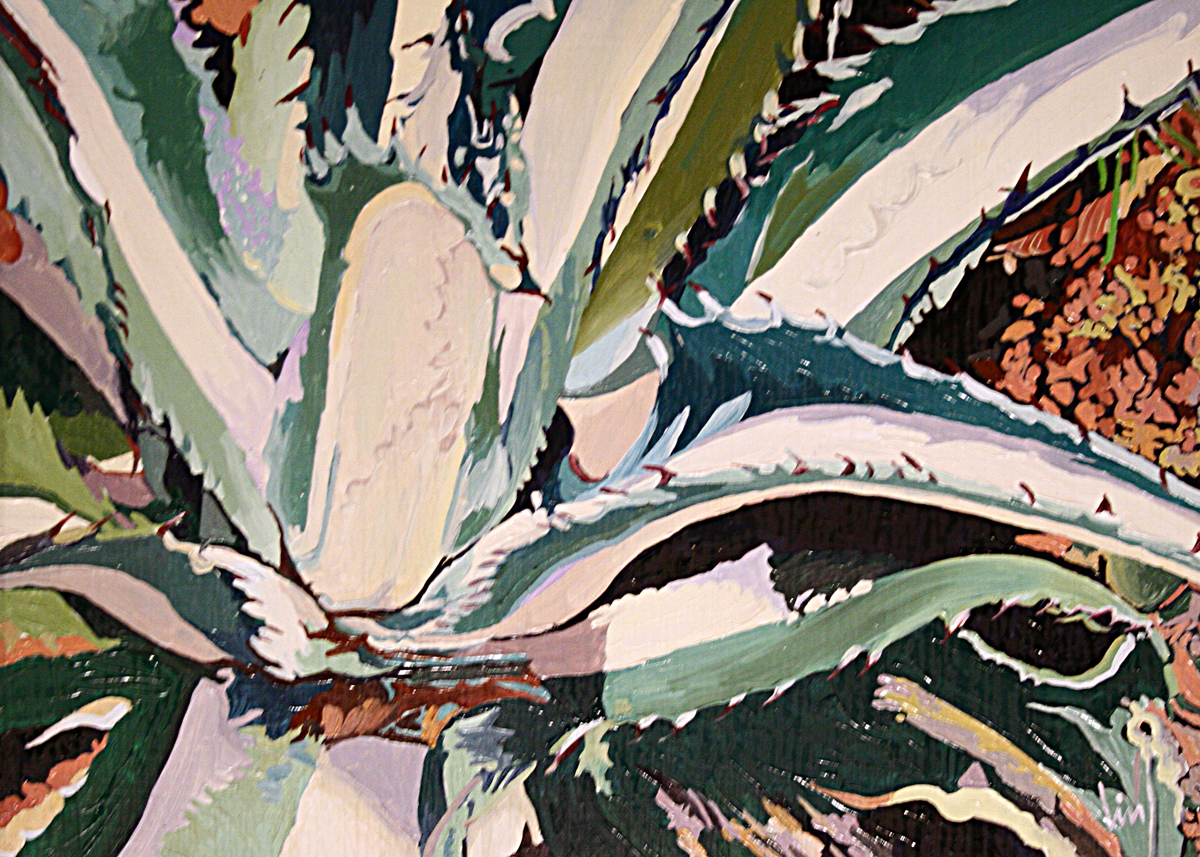 Agave II (large view)
