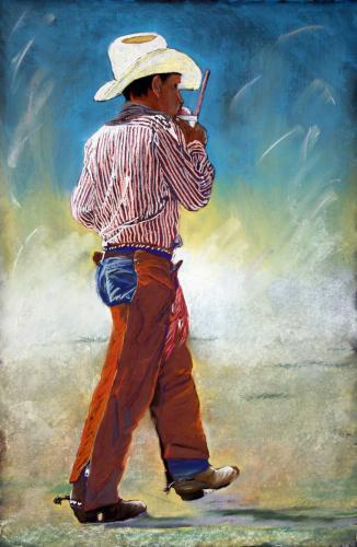 Snowcone Cowboy