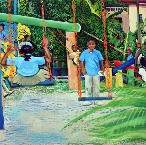 Playground Motion